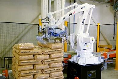 Palletizing - Food & Beverage - Robotics - Industrial ...