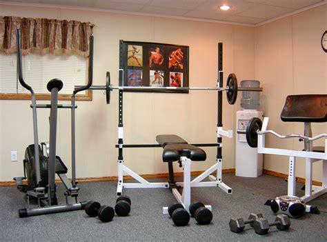 Small Home Gym