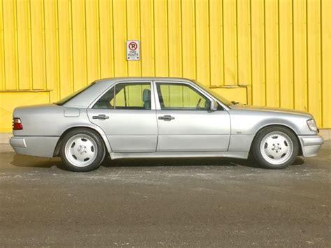 1994 mercedes e500 w124 500e import amg oz wheels spec classic mercedes