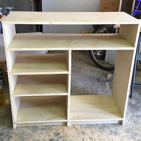 diy plywood closet organizer build plans houseful