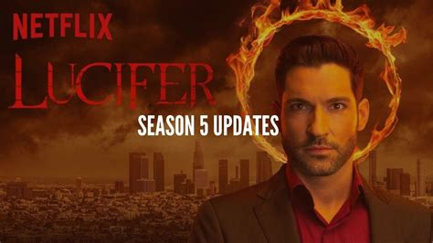 Popular show continue to accumulate a huge fan base netflix after the cancellation of fox, the streaming service will take over production before the fourth season. Lucifer Season 5 Part 2 Updates | The Tech Infinite