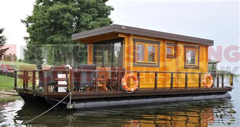Boat In A Shipping Container by Shipping Container Pontoons Are Ideal For Shipping