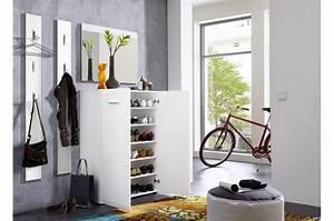 Meuble Chaussure Entree : meuble chaussures et vestiaire pas cher douchka cbc meubles ~ Teatrodelosmanantiales.com Idées de Décoration