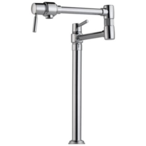 Euro Deck Mount Pot Filler Faucet 62720LF   modlar.com
