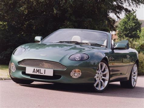 Martin Vantage Volante by Aston Martin Db7 Vantage Volante Picture 13189 Aston