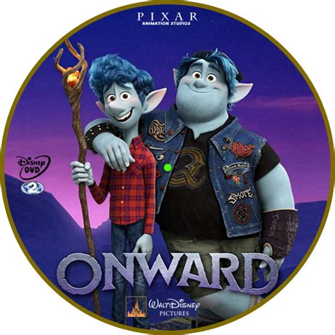 onward   custom dvd label dvdcovercom