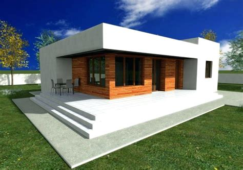 1 Rk Home Design : 1 Bedroom Modern House Designs Modern 1 Bedroom House
