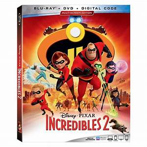 """Incredibles 2"" Arrives on Home Release This Fall ..."