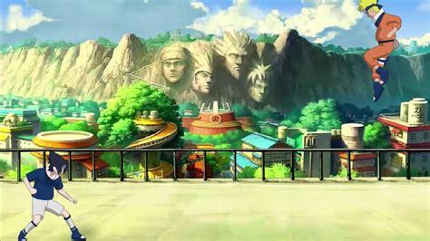 Medyn Naruto Battle Of Legend Konoha Village (upper