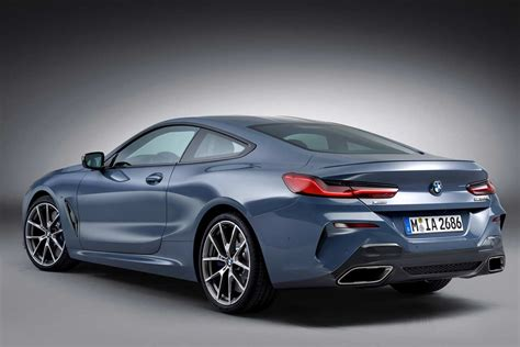 Bmw 8 Series Coupe Picture by 2018 Bmw 8 Series Coupe Rear Left Studio Autobics