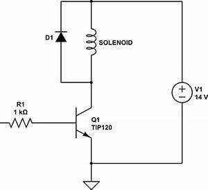 Making Solenoid Valve Work With Arduino And Tip120