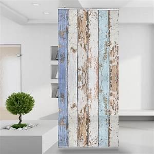 Holz Dekoration Modern : raumteiler shabby holz wand stoff mauer bild zimmer dekoration modern xxl bahn einteilig no rid06 ~ Watch28wear.com Haus und Dekorationen