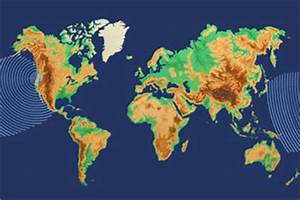 Future for NASA World Map (page 3) - Pics about space