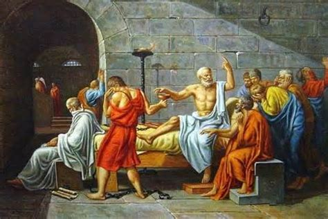 socrates preparing the way for christianity and