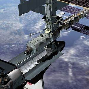 ISS puts on weight / International Space Station / Human ...