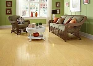 Dream home st james horizontal natural bamboo laminate for Bamboo flooring portland
