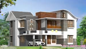 Stunning Villa House Designs Photos by 2200 Sq Beautiful Modern Villa House Design Plans