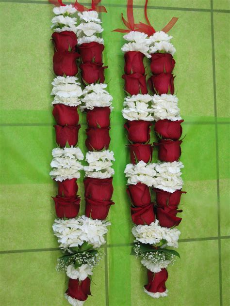 wedding mala hindu wedding garland pinterest wedding