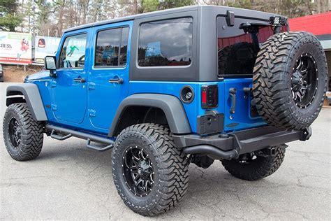 hydro blue jeep custom 2016 jeep wrangler sport unlimited hydro blue