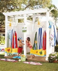 Kids Outdoor Shower