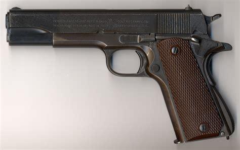 My Colt 1911 A1