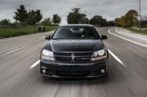 dodge avenger  car review video autotrader