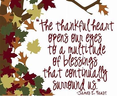 Thanksgiving Quotes Thankful Heart Clipart Gratitude Printable