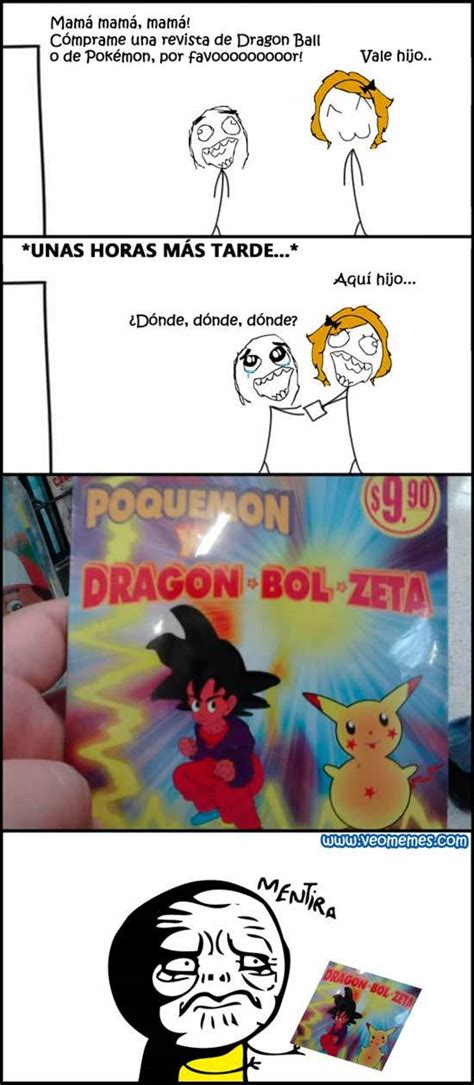 Memes De Dragon Ball Z En Espaã Ol - memes dragon ball z taringa