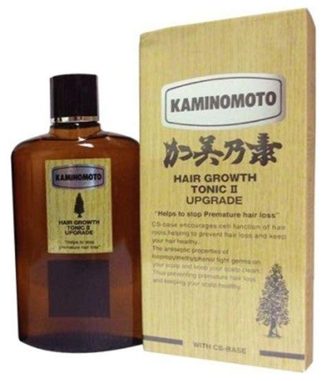 kaminomoto shoo kaminomoto kaminomoto hair growth tonic ii upgrade 150 ml buy