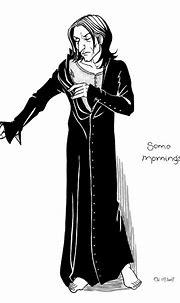Snape - Severus Snape Fan Art (2498139) - Fanpop