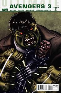 Ultimate Avengers #14 - Blade Versus The Avengers, Part ...
