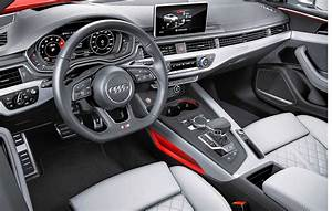2019 Audi Rs5 Features  Interior A Performance