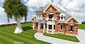 plantation home blueprints country home minecraft house design