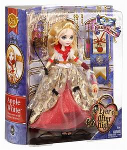 Ever After High Thronecoming Apple White Doll | AnnMarie John