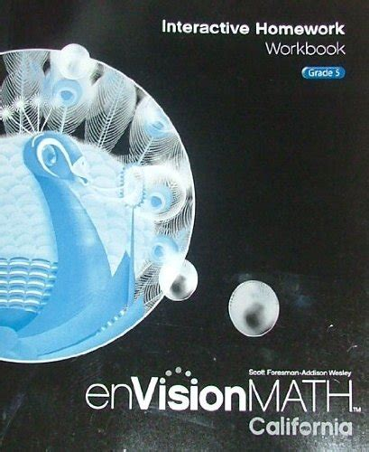 Envision Math Worksheets Grade 5 Answers  Envision Math Workbook Grade 5 Pdf Envisionmath