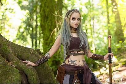 Elf Tattoo Elves Cosplay Wood Wallpapers Genevieve