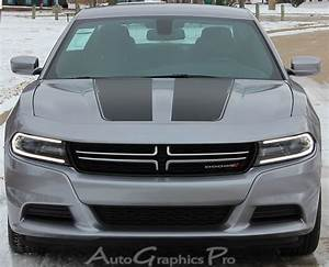 "2015 2016 2017 Dodge Charger ""RECHARGE 2 COMBO"" Hood and"