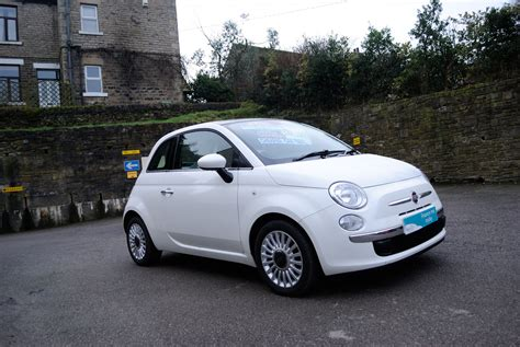 Fiat 500 Lounge For Sale by Fiat 500 0 9 Twinair Lounge