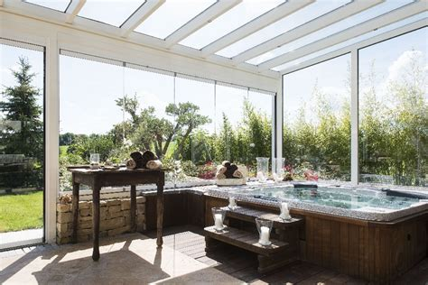 veranda bureau véranda maison une nouvelle pièce à vivre confortable et