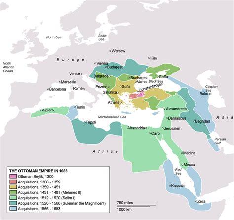 Empire Ottoman Chronologie by Chronologie Historique De L Asie Centrale