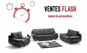 Vente Privée Canapé : vente flash canap ~ Teatrodelosmanantiales.com Idées de Décoration