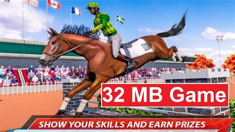 horse derby offline games