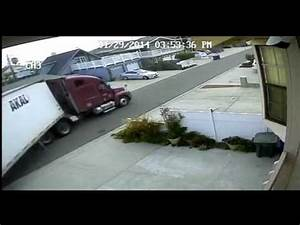Semi truck/hit-n-run I (For licensing and usage, contact ...