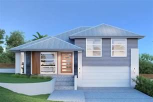 split level house designs regatta 264 split level home designs in new south wales g j gardner homes