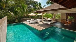 Decoration De Piscine : d coration terrasse piscine bois d co sphair ~ Zukunftsfamilie.com Idées de Décoration
