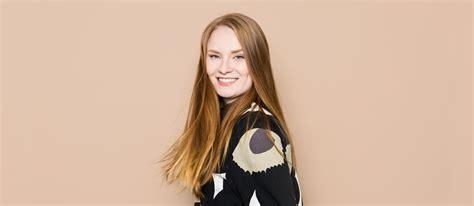 Pinja Koskelin, 29, studying for her master's in interior architecture   Aalto University