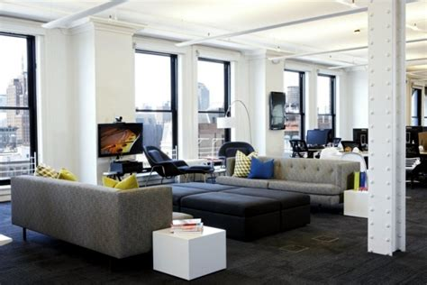modern offices  foursquare show style  creative