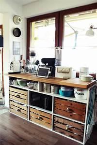 Ikea Sideboard Küche : s 39 bastelkistle diy sideboard makeover vergr erung in ~ Lizthompson.info Haus und Dekorationen