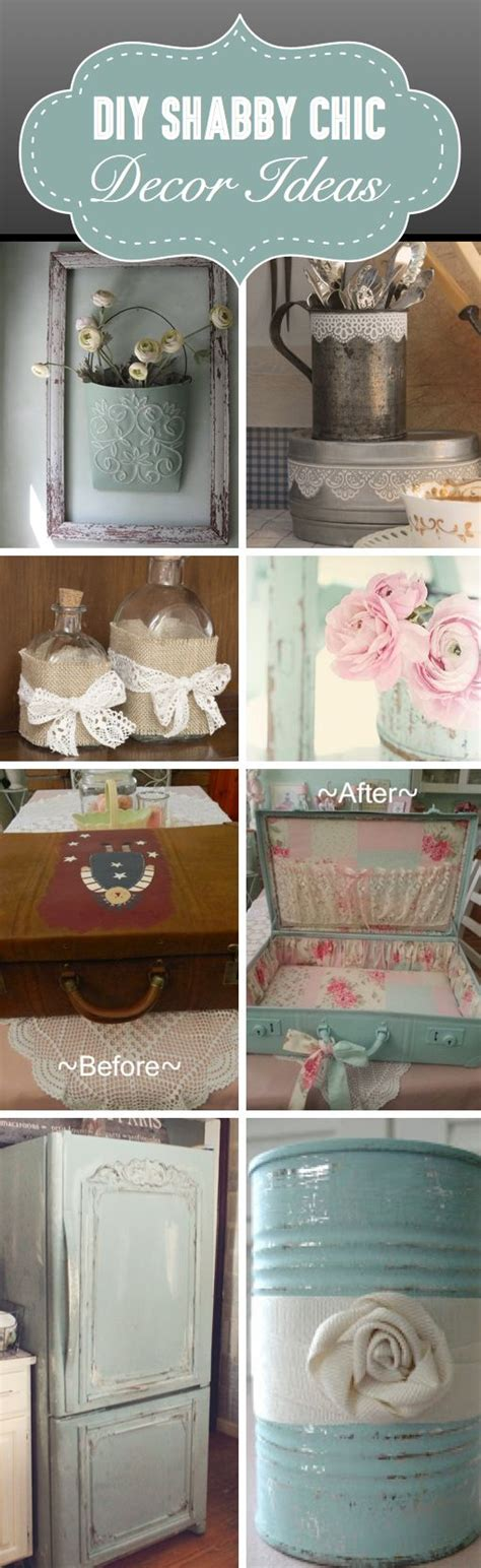 diy shabby chic decor 25 diy shabby chic decor ideas for women who love the retro style a interior design
