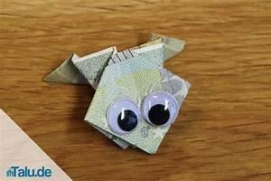 Sonnenschirm Aus Geld Basteln : origami frosch geldschein my blog ~ Lizthompson.info Haus und Dekorationen